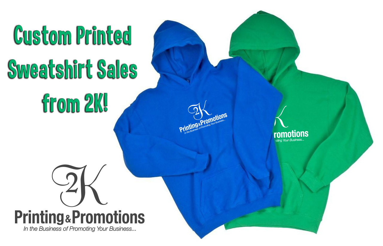 Custom Hooded Sweatshirts Sale