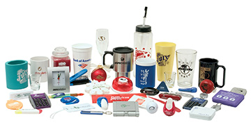 Custom Printed Promotional Items