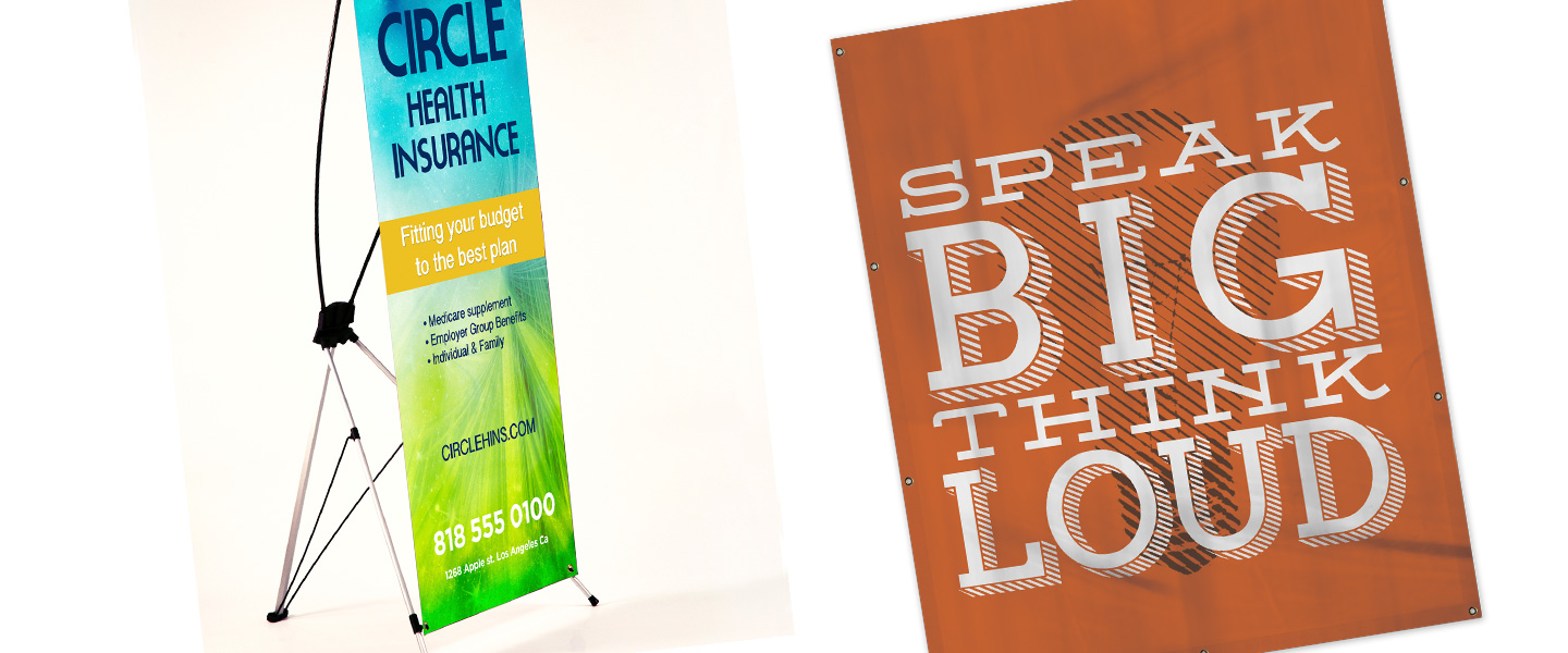 Full Color Vinyl Banner Printing Specials