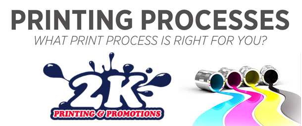 2K Printing Promotions Marketing Materials