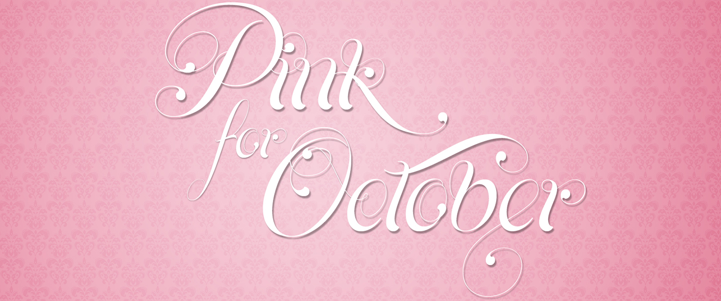 Pink For October Breast Cancer Awareness 2K