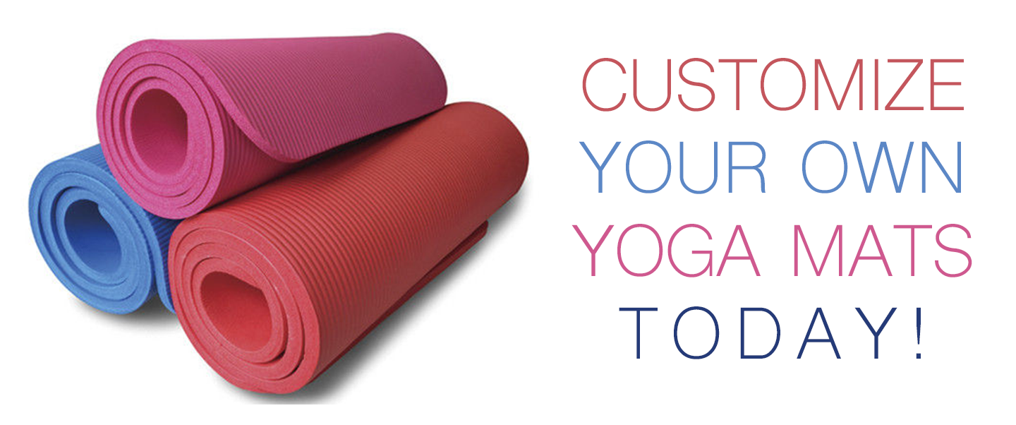 Order Your Custom Yoga Mats From 2K Printing & Promotions